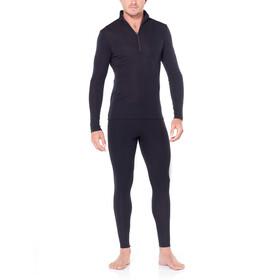 Icebreaker 175 Everyday LS Half Zip Shirt Men Black